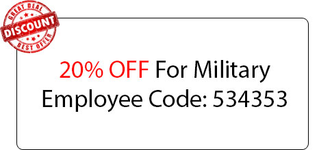 Military Employee Discount - Locksmith at Mundelein, IL - Mundelein Locksmith